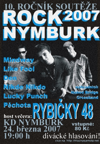 ROCK NYMBURK 2007